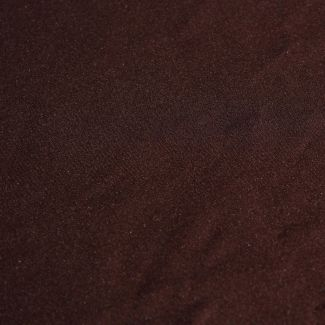 Tablecloth elastic ø76cm h-105cm dark brown